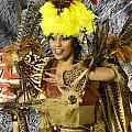 Samba Beauty 2 by Bob Christopher