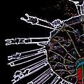 Carnival - Sky Swings by Kathi Shotwell