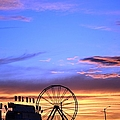 Carnival Sunset by Chris Carswell