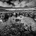 Carnlough Bay by Nigel R Bell
