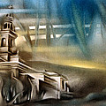 Carnota Cathedral 2006 by Glenn Bautista