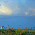 Carolina Beach Afternoon by Cynthia Guinn