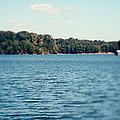 Carolina - Lake Norman Landscape by Kim Fearheiley