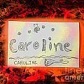 Caroline by GOLDA Zehava TALOR