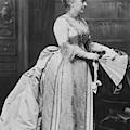 Caroline Lavinia Harrison (1832-1892) by Granger