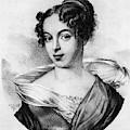 Caroline Unger-sabatier (1803-1877) by Granger
