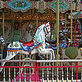 Carousel  0776a by Guy Whiteley