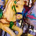 Carousel #2 by Sandy Harrison