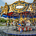 Carousel 3 by Steve Harrington