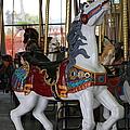 Carousel At Santa Cruz Beach Boardwalk California 5d23634 by Wingsdomain Art and Photography