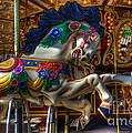 Carousel Beauty Ready To Roll by Bob Christopher