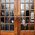 Carousel Doors by Chris Fleming