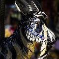 Carousel Goat by Gej Jones