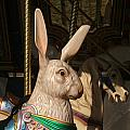 Carousel Hare by Liz Marr