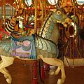 Carousel Horse 196244 by Dean Wittle