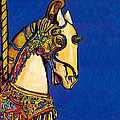 Carousel Horse by Dale Moses