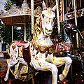 Carousel Horse by Olivier Le Queinec