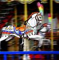 Carousel Horse by Tom Bell