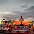 Carousel by Matthew Gibson
