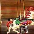 Carousel Rush by Edwin Verin