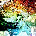 Carousel Sparkle by Patty Vicknair