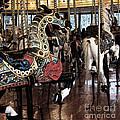 Carousel War Horse by Jani Freimann