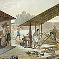 Carpentry Workshop In Kupang, Timor by Francesco Citterio