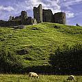 Carreg Cennan Castle by Fran Gallogly