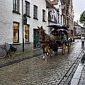 Carriage Ride In Brugges by Crystal Nederman