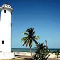 Carribbean Lighthouse by Robert  Rodvik