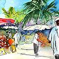 Carribean Market 02 by Miki De Goodaboom