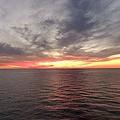 Caribbean Sunset by Paul Smith