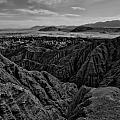 Carrizo Badlands Bw Nov 2013 by Jeremy McKay