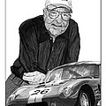 Carroll Shelby    Rest In Peace by Jack Pumphrey