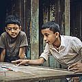 Carrom Boys by Valerie Rosen