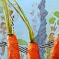Carrots by Saundra Lane Galloway
