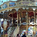Carrousel De Paris by Barbara McDevitt