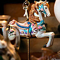 Carrousel Pony by Christopher Holmes