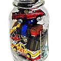 Cars In A Jar by Susan Leggett