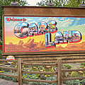Cars Land by Ricky Barnard