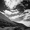 cars on the road around the Iveragh Peninsula Ring of Kerry by Joe Fox