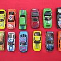 Cars On The Wall by Florinel Nicolai Deciu