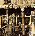 Carsland Route 66 by Tommy Anderson