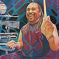 Carter Beauford-op Series by Joshua Morton