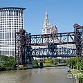 Carter Road Lift Bridge by Bill Cobb