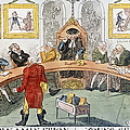Cartoon: Surgeons, 1811 by Granger