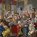 Cartoon: The Smoking Club by Granger