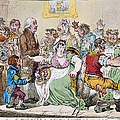 Cartoon: Vaccination, 1802 by Granger