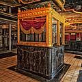 Carver Theatre Box Office - Birmingham Alabama by Mountain Dreams