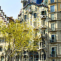 Casa Batllo - Barcelona Spain by Jon Berghoff